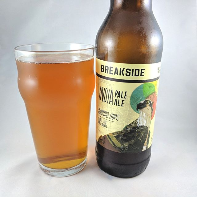 Beer: Breakside IPA Style: IPA (American) ABV: 6.2 IBU: 73 Hops: Chinook, Citra, Columbus, Falconer's Flight ———————————– Brewery: Breakside – Portland, OR Brewery IG: @breaksidebrews ———————————– Rating: 5/5 Notes: It's not by accident this is the first beer on #thebeersbeer. My go to IPA. Just the right amount of hoppiness, smooth to drink, perfect alcohol volume, easy to find in most stores, right amount of citrus and sweetness. It's a must try. ? ———————————– #breaksidebrews #breakside #beer #thebeersbeer #beers #cheers #brewery #brew #ipa #ipabeer #beersoftheworld #goldmedalwinner #flagshipipa