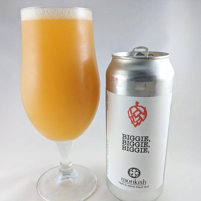 Beer: Biggie, Biggie, Biggie