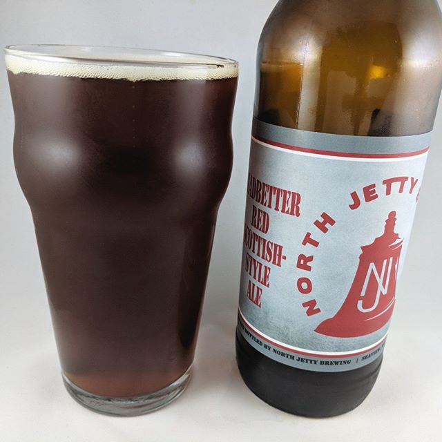 Beer: Leadbetter Red Scottish Style Ale
