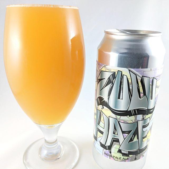 Beer: Moonraker Zulu Haze