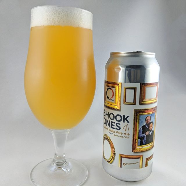 Beer: Shook Ones