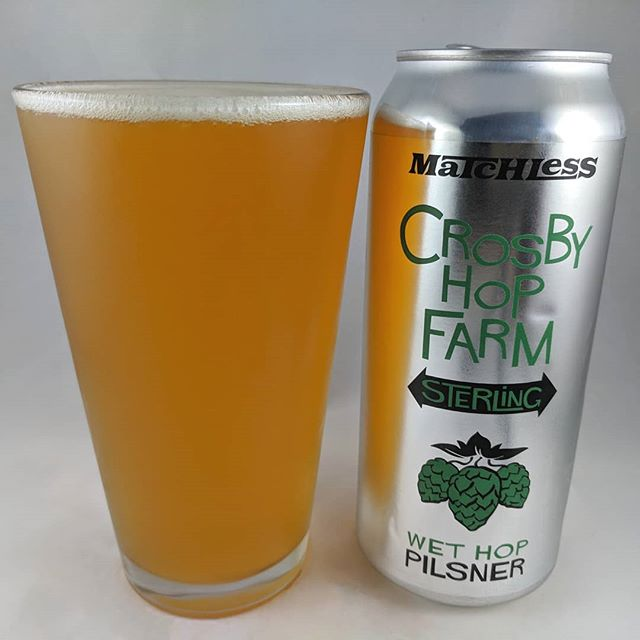 Beer: Crosby Hop Farm Sterling Pils