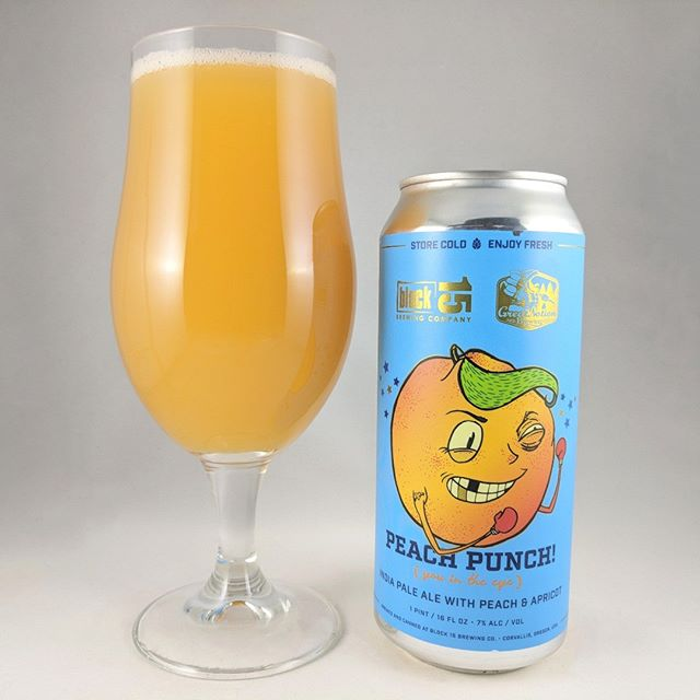 Beer: Peach Punch (You in the Eye)