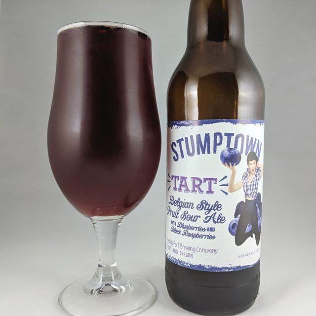 Beer: Stumptown Tart