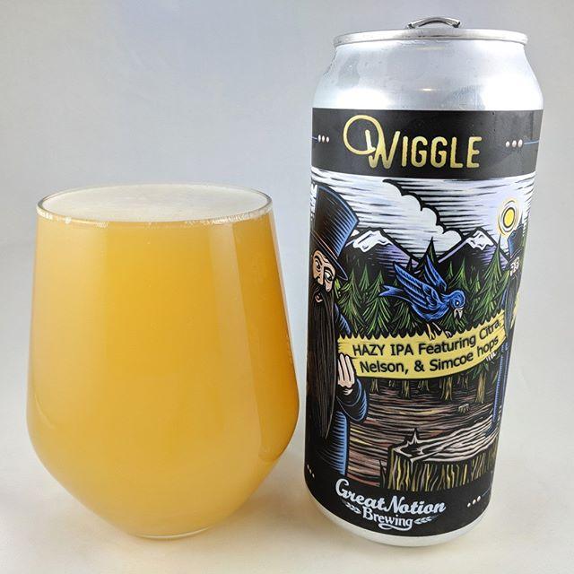 Beer: Wiggle