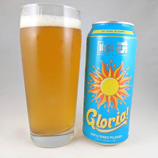 Beer: Gloria! Style: Pilsner ABV:…