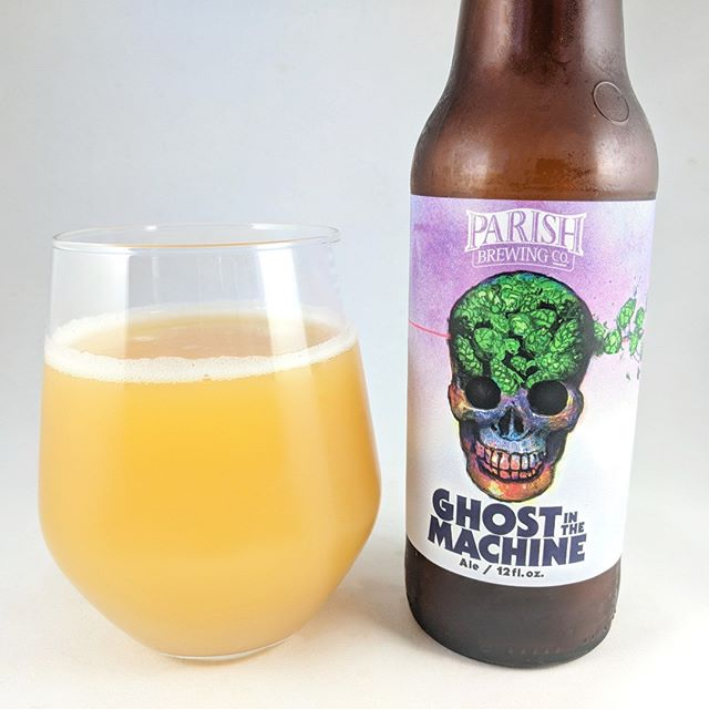 Beer: Ghost in the Machine…