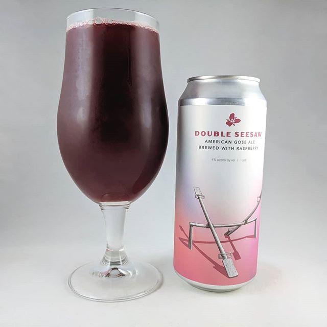 Beer: Double Seesaw: Raspberry