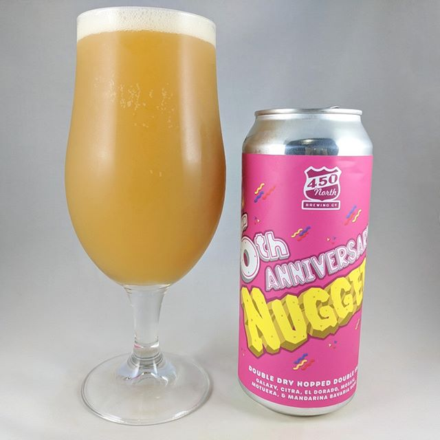 Beer: 6th Anniversary Nuggets