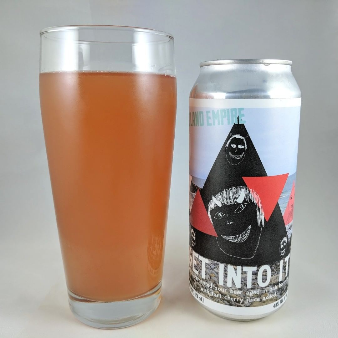 Beer: Yo! Get Into It