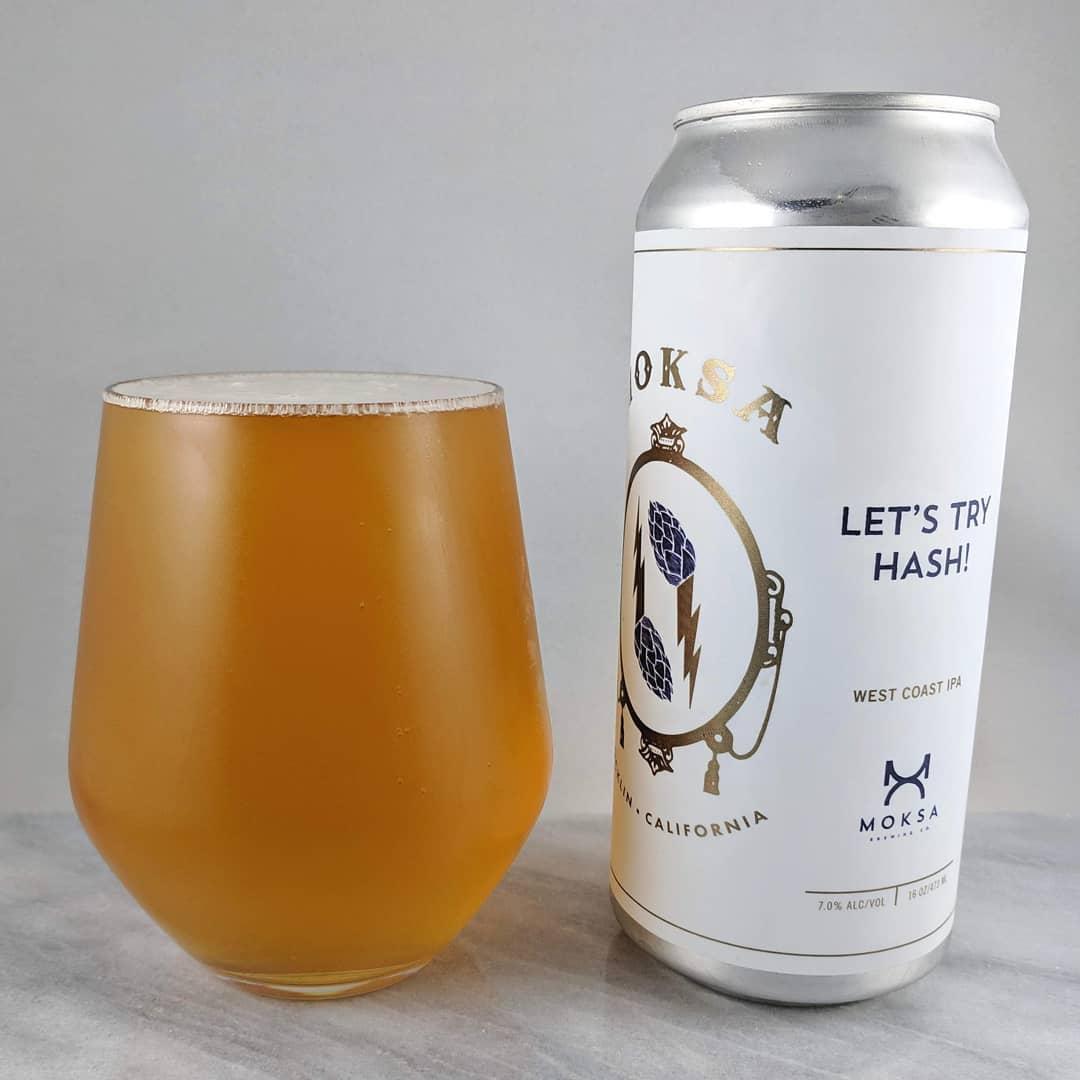 Beer: Let's Try Hash!