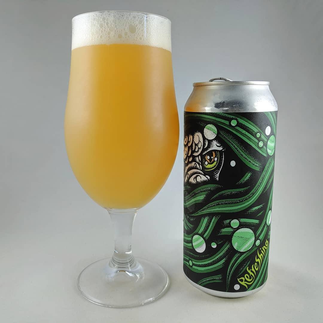 Beer: Refreshing