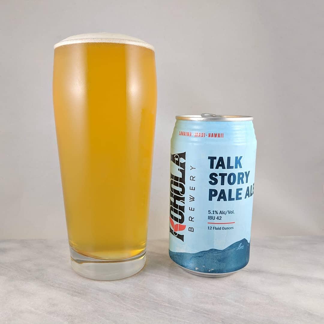 Beer: Talk Story