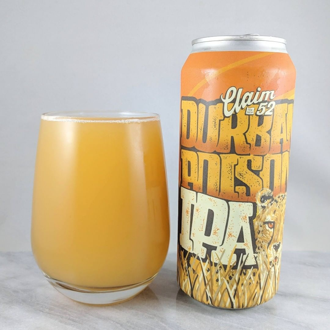 Beer: TJ's Durban Poison