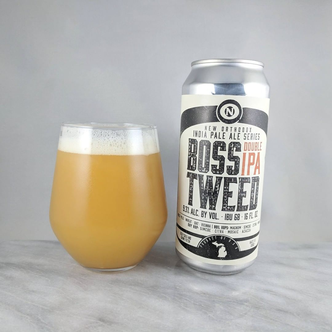 Beer: Boss Tweed