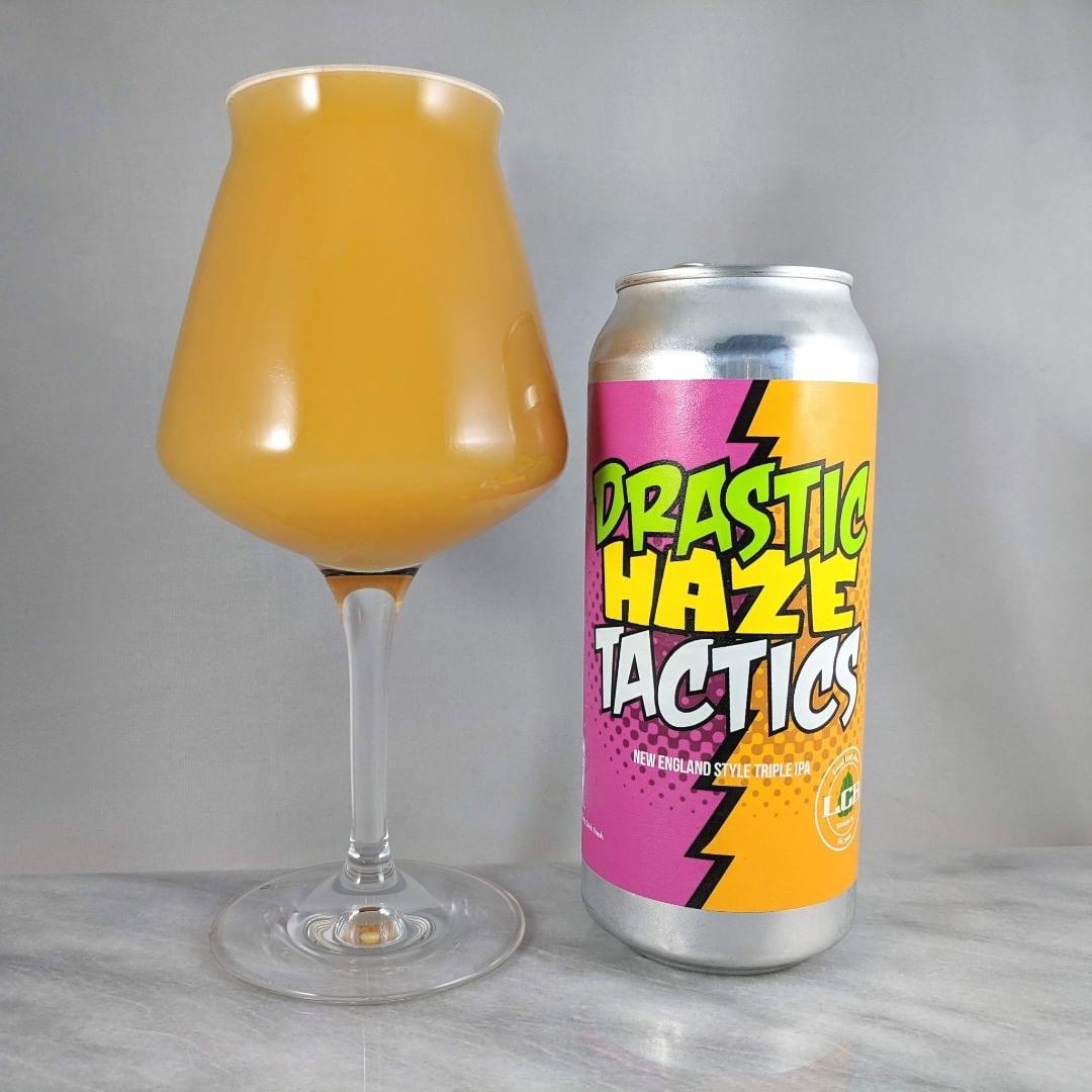 Beer: Drastic Haze Tactics