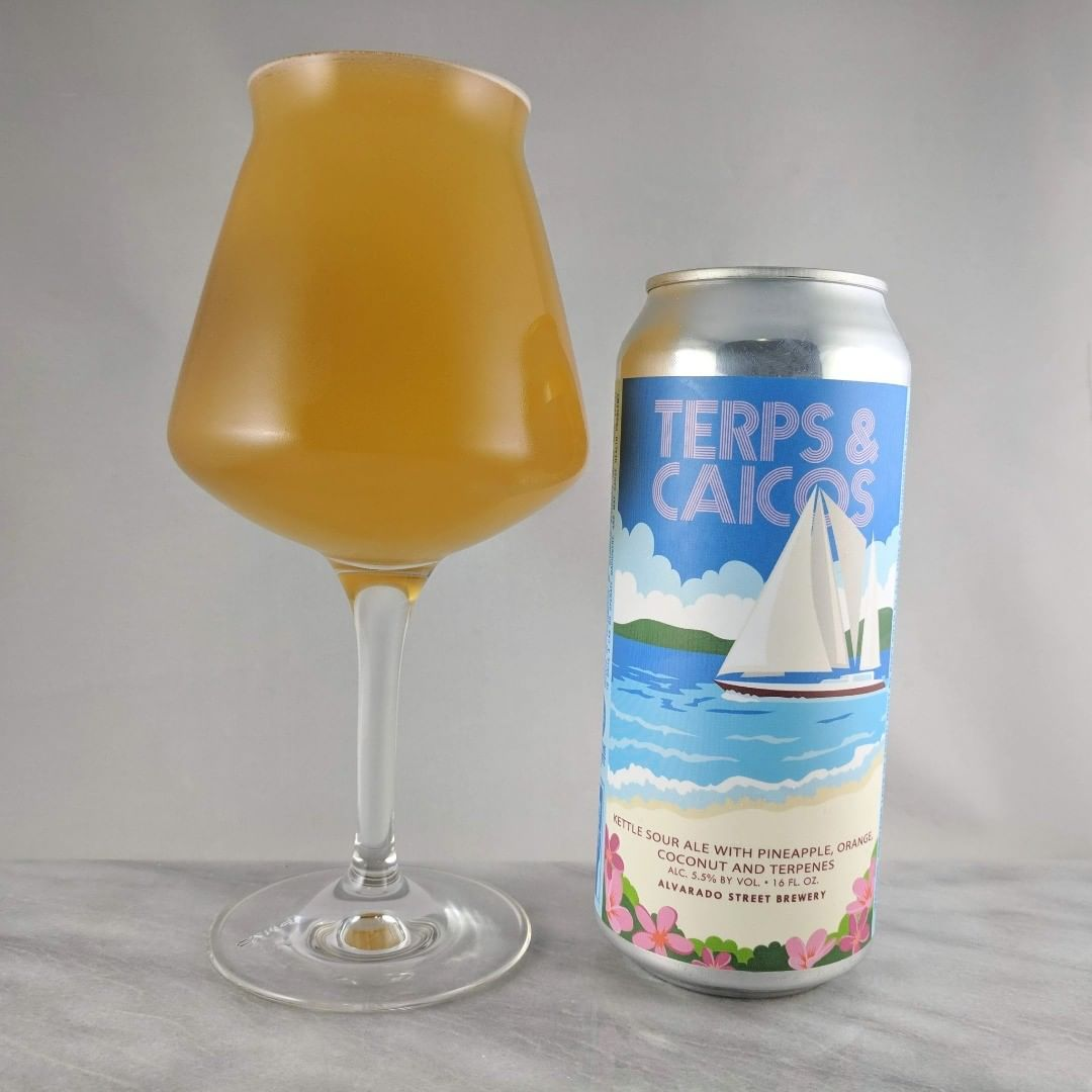 Beer: Terps & Caicos