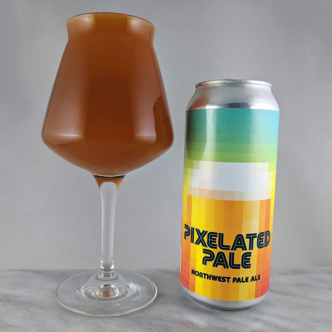 Beer: Pixelated Pale Ale