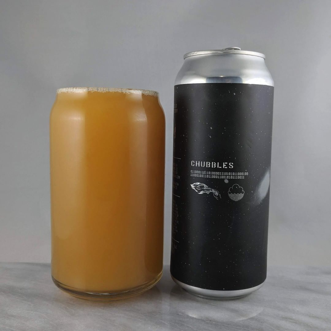 Beer: Cubbles Style: TIPA ABV: 10% IBU: – Hops: Galaxy, Citra, El Dorado, Citra BBC ———————————– Brewery: Cloudwater Brew Company – Manchester, England and The Veil Brewing – Richmond, VA  Brewery IG: @cloudwaterbrew and @TheVeilBrewing ———————————– Rating: 3.75/5 Notes: Boozy for sure. It's tasty and has good flavors but it's a bit too boozy and bitter for me. First beer I've had from Cloudwater and looking forward to many more. Can art: Simple and clean design that's low key cool. Drinkage: No date on can. ———————————–