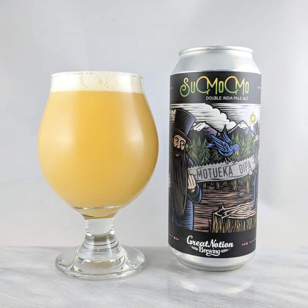 Beer: SuMoMo