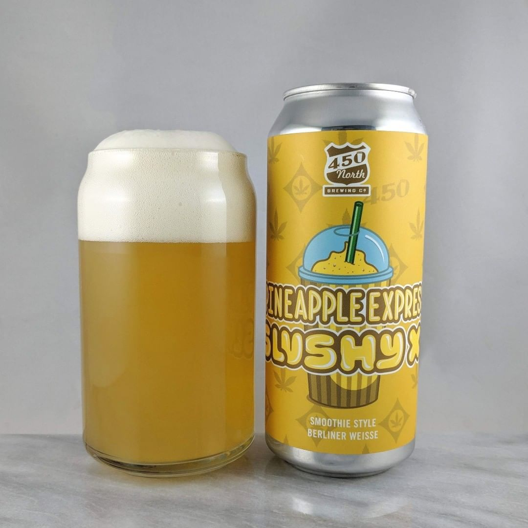 Beer: Pineapple Express Slushy XL