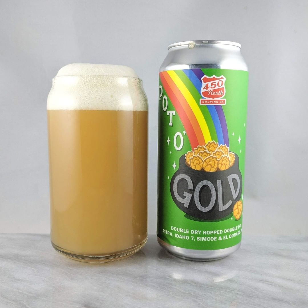 Beer: Pot O' Gold