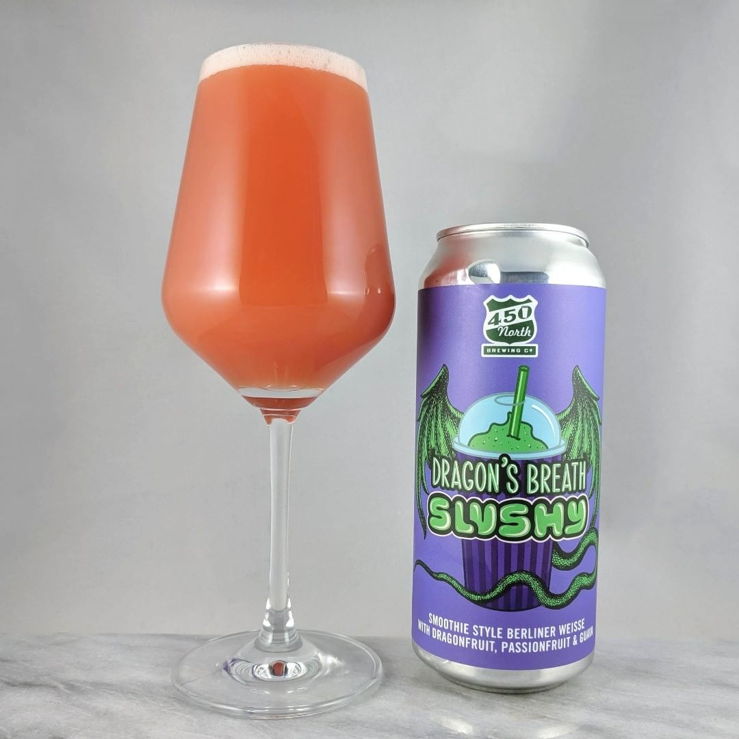 Beer: Dragon's Breath Slushy