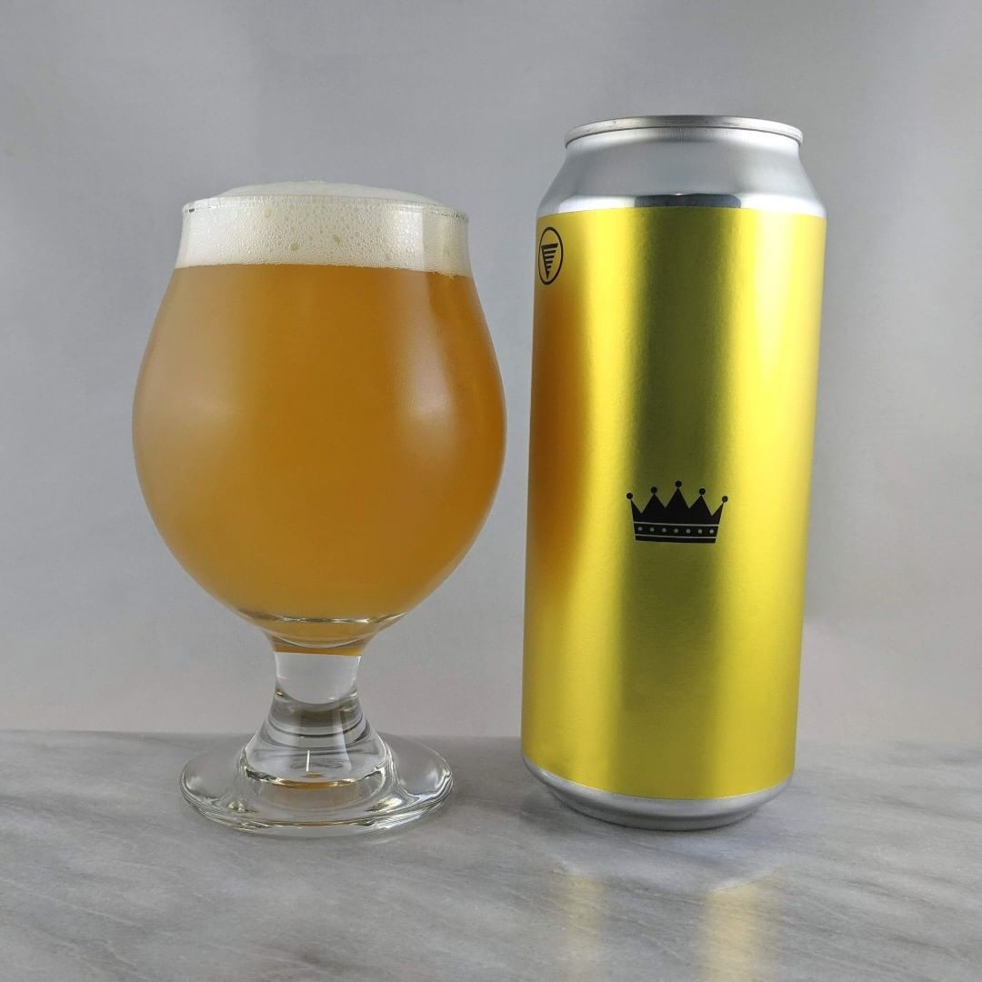 Beer: REIGN Style: TIPA ABV: 10.1% IBU: – Hops: African Queen and Cryo Mosaic ———————————– Brewery: HOMES Brewery – Ann Arbor, MI Brewery IG: @homesbrewery ———————————– Rating: 4.25/5 Notes: One of the better triple IPAs that I've had. Tons of citrus and zest flavors without being very bitter or boozy. Very well done. Can art: Doesn't get much more simple than that. Drinkage: 28 days from date on can. ———————————–