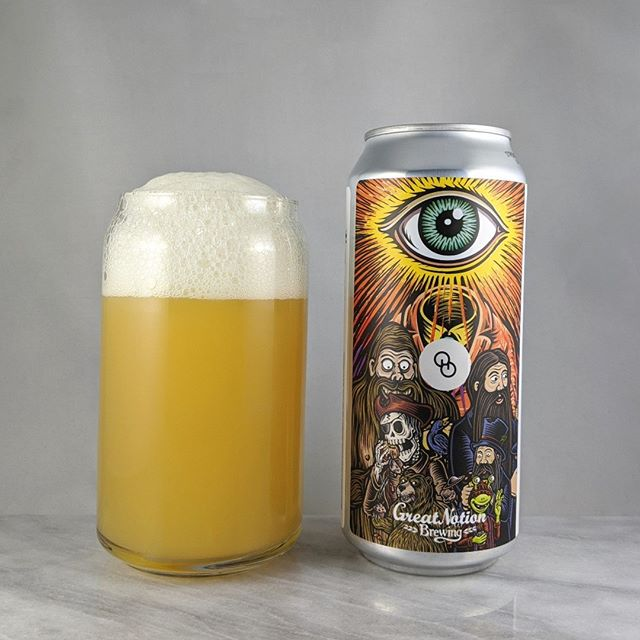 ????: All Together ?????: IPA ???: 6.5% ???: – ????: ? ———————————– ???????: Great Notion Brewing – Portland, OR ??????? ??: @greatnotionpdx ———————————– ??????: 4.25/? ?????: Very solid. Almost Monkish style haze. Smooth without any bitterness. Not sweet.  ??? ???: Awesome design with all the characters together. Great cause.  ????????: 3 days after date on can.